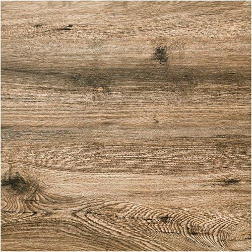 Terrassenplatten Holzoptik Eiche matt, glasiert, R10, 60x60x2,0cm, 1Krt=0,72qm, Feinsteinzeug, MOES265