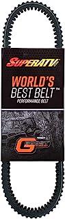 SuperATV Heavy Duty World's-Best CVT Drive Belt for 2011-2020 Polaris RZR 900 (all sub-models)   Smooth Engagement   400HP...
