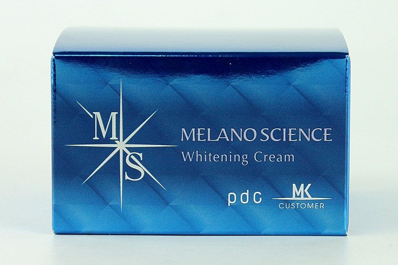 有害な事業ぶら下がるMKB メラノサイエンス ホワイトニングクリーム 30g (医薬部外品)