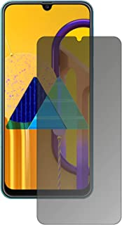 Al-HuTrusHi Samsung Galaxy M30S Privacy Tempered Glass Screen Protectors, 9H Hardness HD Anti-Scratch Anti-Fingerprint Ant...