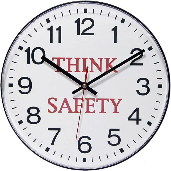 Infinity Instruments 12 Think Safety Black