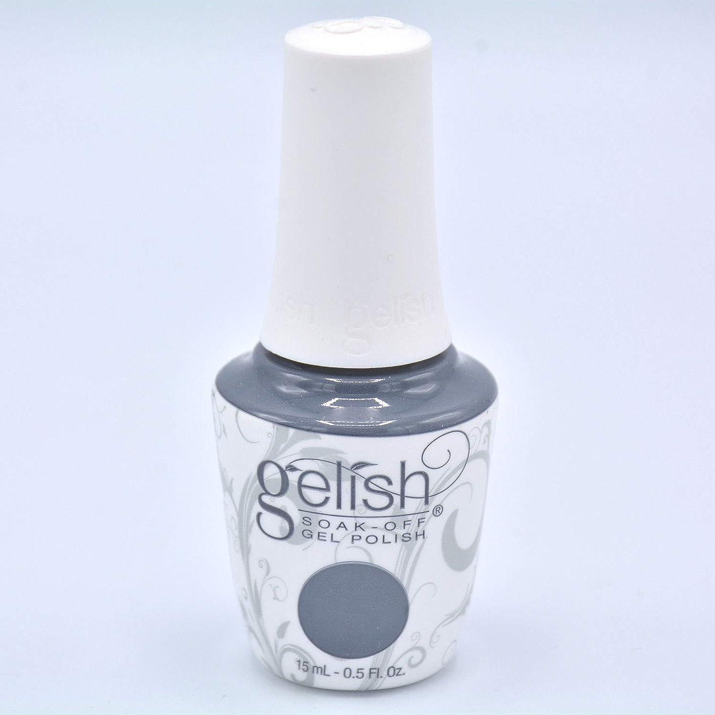 ショット注釈を付けるはげHarmony Gelish - Clean Slate - 0.5oz / 15ml