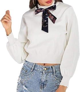 Women Oversized Turtleneck Long Sleeve Pullover Sweaters Jumpers
