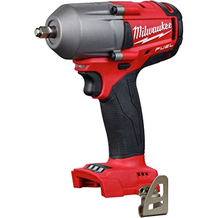 MILWAUKEE'S 2852-20 M18 Fuel 18-Volt Lithium-Ion Brushless Cordless Mid Torque 3/8 in. Impact Wrench with Friction Ring (Tool-Only)