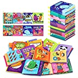 Best Soft Books For Babies - Baby Bath Books,Nontoxic Fabric Soft Baby Cloth Books Review