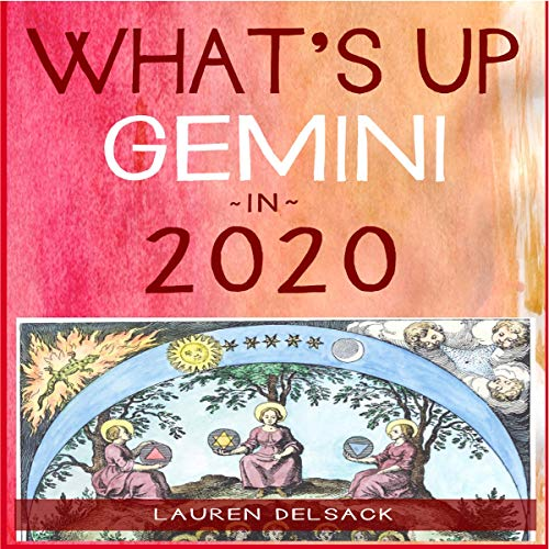 What's Up Gemini in 2020 audiobook cover art