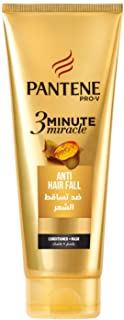Pantene Pro-V 3 Minute Miracle Anti-Hair Fall Conditioner plus Mask 200 ml