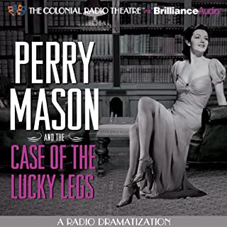 Perry Mason and the Case of the Lucky Legs cover art