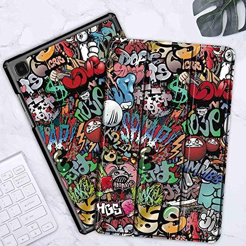 YYLKKB Funda para Tableta Samsung Galaxy Tab A 10.1 2019 / Tab A 8 2019 / Tab A6 10.1 2016 / Tab A7 10.4 2020 Funda magnética para Tableta con Soporte-CH-TY_Tab A7 10.4 2020