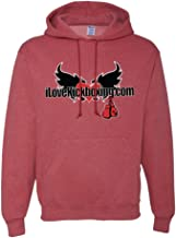 iLoveKickboxing ILKB Heather Red Medium Unisex Hoodie (3 Pack)