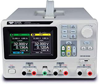 Teledyne Test Tools T3PS3000 3 Ch Programmable Power Supply