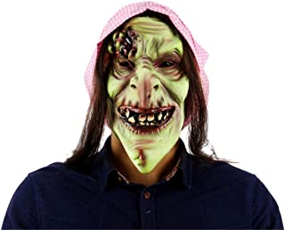 for Carnaval Easter Halloween Scary Zombie Latex Mask Silicone Masks Clown Party Terror Devil Ghoul Predator Skull Realistic