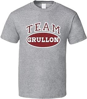 Team Grullon Tee Funny Last Name Family Reunion Group T Shirt