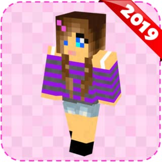 Girls Skins for Minecraft PE - Browse more than 4890 girls skins and Apply your favorite ones to your Minecraft character for Free :)