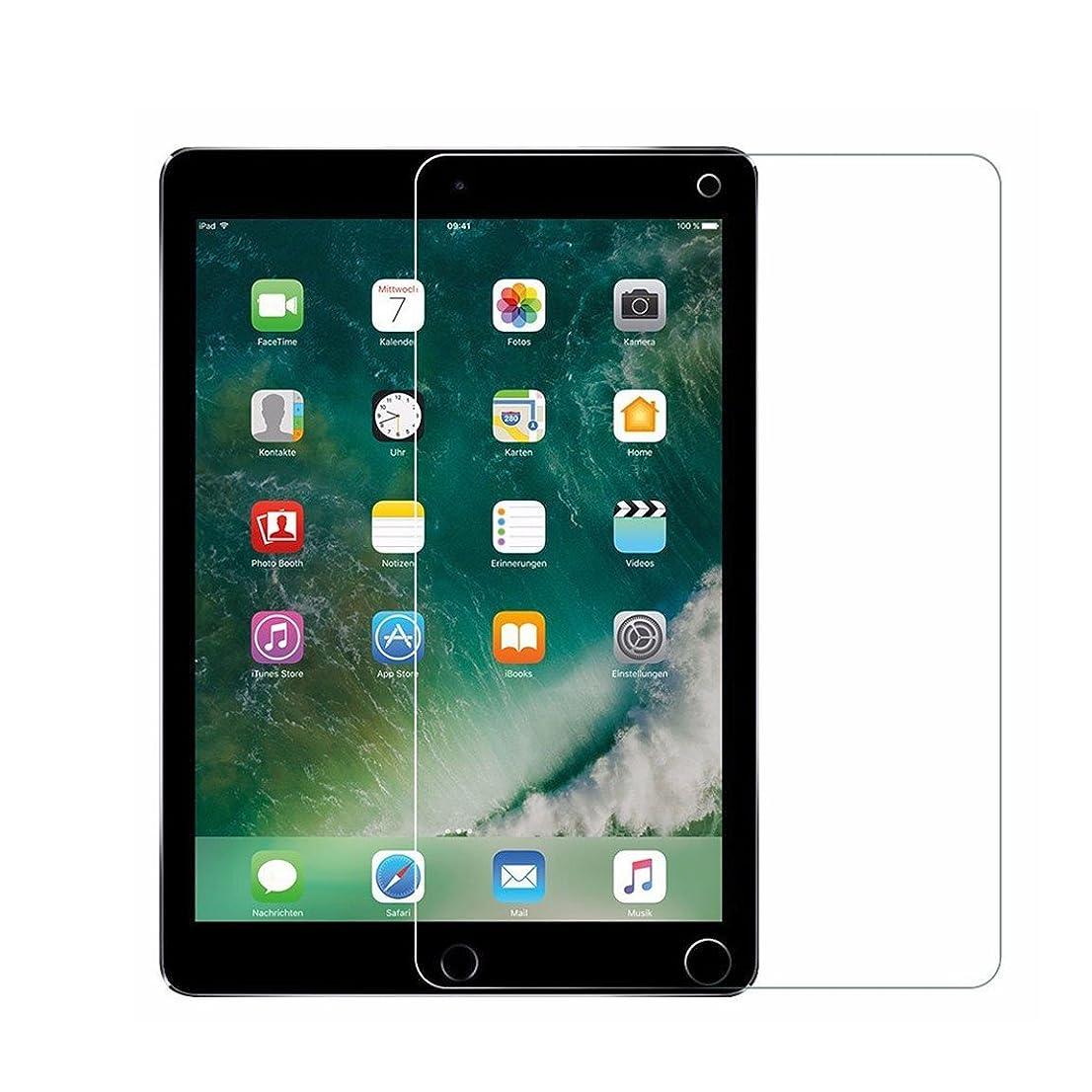 将来の先のことを考える荒廃するAOKKR iPad 10.5 フィルム 最新版 極高透過率 硬度9H 液晶保護フィルム 日本製素材旭硝子製 高感度タッチ 防爆裂 iPad pro 10.5 ガラスフィルム