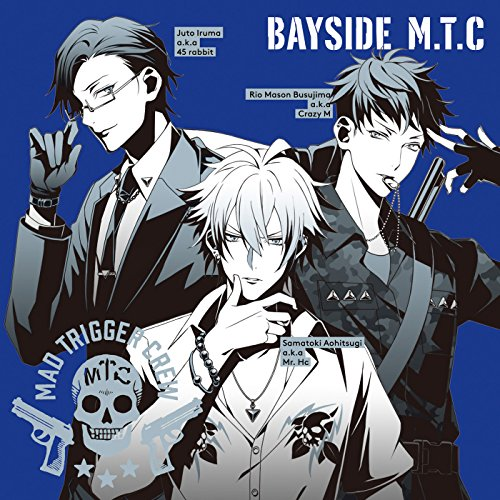 [Single]BAYSIDE M.T.C(G anthem of Y-CITY/ベイサイド・スモーキングブルース/What's My Name?) – ヨコハマ・ディビジョン「Mad Trigger Crew」[FLAC + MP3]