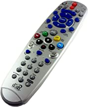 Simply Silver - New Dish Network Remote Control 8.0 UHF Pro Bell DVR 612 722 625 TV2 #2 6.4 6.3 - Unbranded