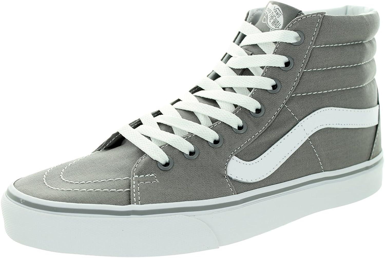 Vans Unisex Canvas SK8 -Hi -Hi -Hi Frost grå skor - 11.5  försäljning online rabatt