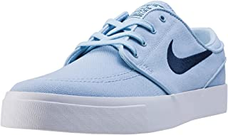 Nike Zoom Stefan Janoski Sneaker di Tela Azzurra