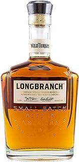 Wild Turkey LONGBRANCH 8 Years Old Kentucky Straight Bourbon Whiskey Whisky 1 x 1 l