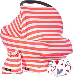 can baby wear bib in carseat