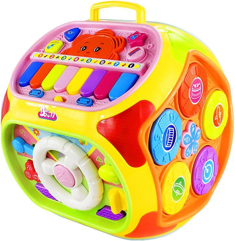 MSNDIAN Giocattoli educativi per Bambini 0-1-2-3 Anni Bambino Bambino Regalo di Compleanno Sviluppo intellettuale Giocattoli educativi