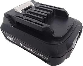 12V 2000mAh 24Wh BL1021B Batería de reemplazo para Makita 12V CXT BL1021B BL1020B BL1041B BL1040B