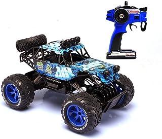 Model 1:10 Wild Truck 2.4GHz High Speed Mini RC Car All Terrain Toys for Kids vehicle Crawler Rotation Stunt Drifting Remo...