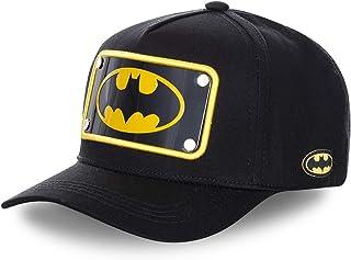 Capslab Gorras Justice League Batman Black/Grey Trucker: Amazon.es ...