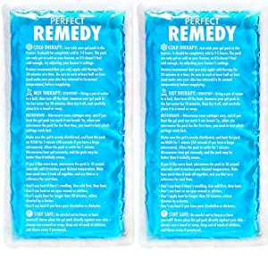 Perfect Remedy Ice Packs for Injuries