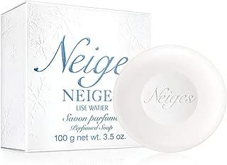Lise Watier Neiges Perfumed Soap, 3.5 oz