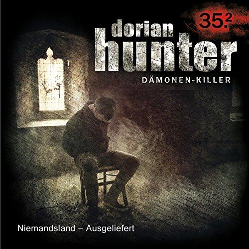 Niemandsland - Ausgeliefert audiobook cover art