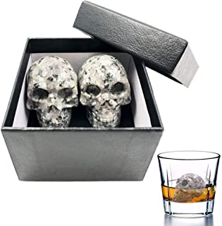 Best granite whiskey skull Reviews