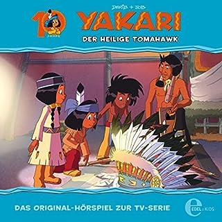 Der Heilige Tomahawk. Das Original-Hörspiel zur TV-Serie Titelbild