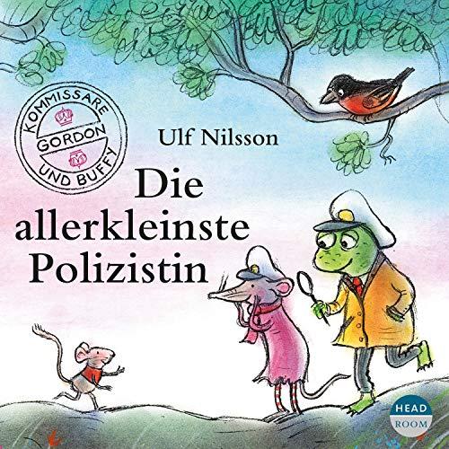Die allerkleinste Polizistin cover art
