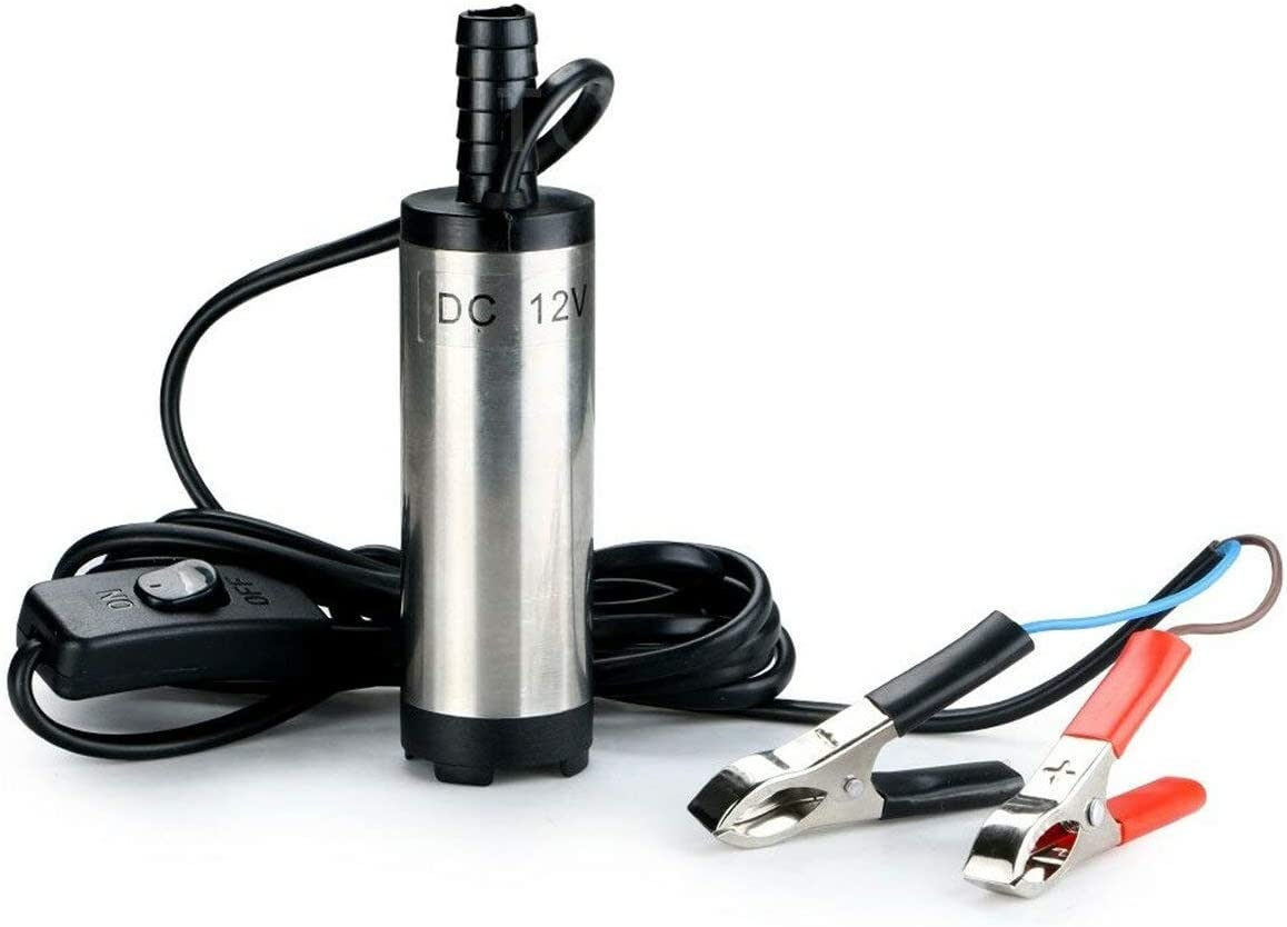 DFYYQ 12V Super Special SALE held 38mm Submersible Pump Diesel Refueling Store Transfer Water