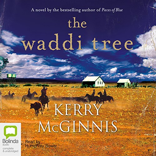 The Waddi Tree audiobook cover art
