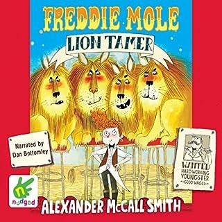 Freddie Mole, Lion Tamer cover art