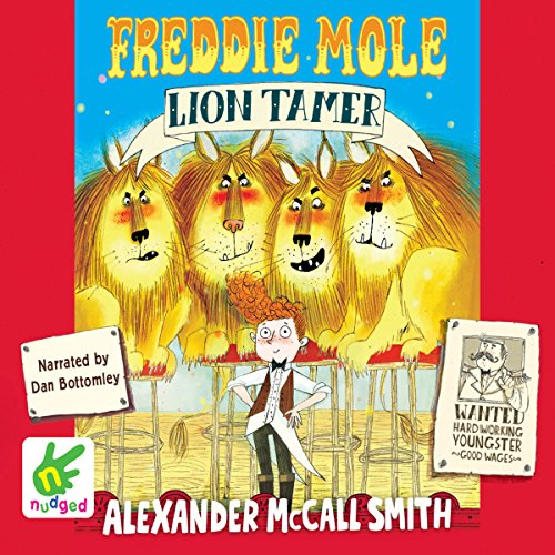 Freddie Mole, Lion Tamer  By  cover art
