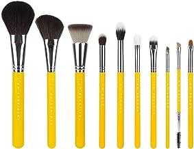 Bdellium Tools Professional Makeup Brush Studio Line I AM FIRST 10pc. Brush Set with Brush Holder [Limited Edition]