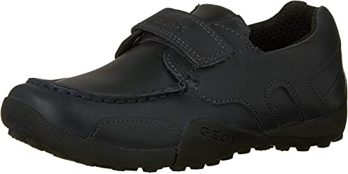 Geox Boy's JR W.SNAKE MOCASSINO Shoe