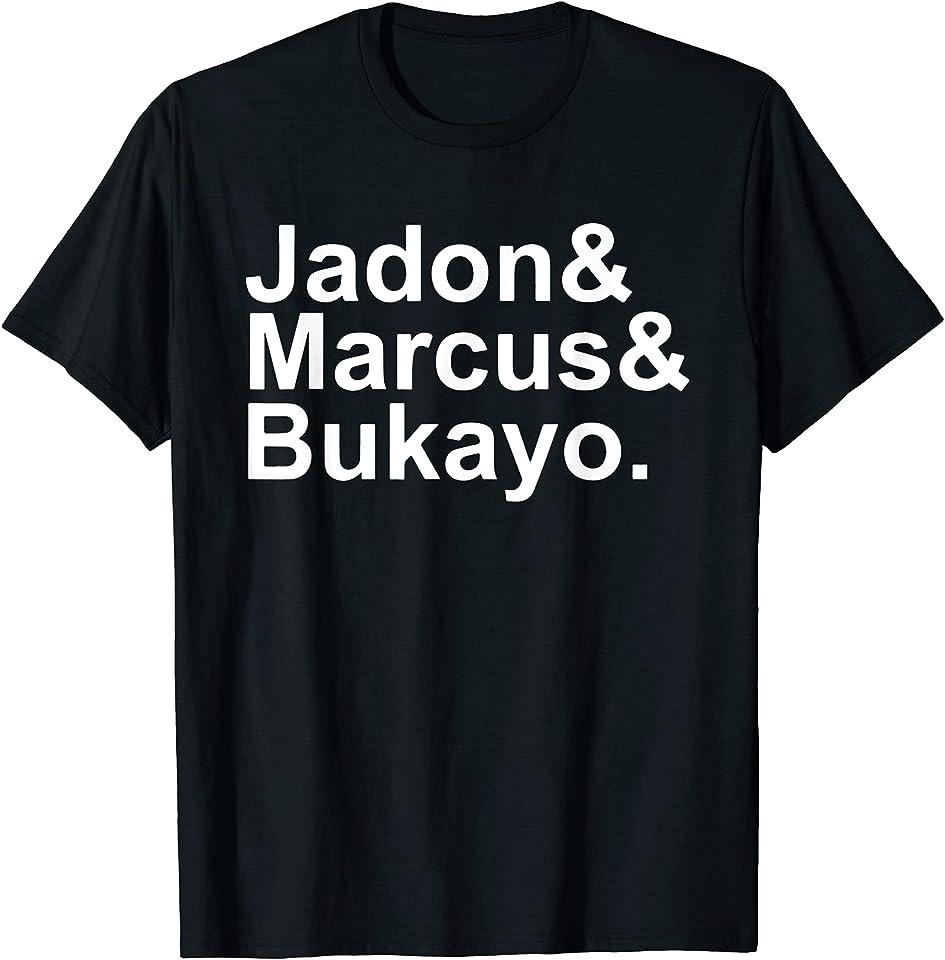 Jason & Marcus & Bukayo T-Shirt