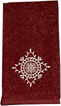 Avanti Linens Charlton Fingertip Towel, Brick
