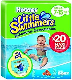 comprar comparacion Huggies - Bañadores desechables, talla 3-4 , 20 unidades