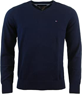 Men's V-Neck Long Sleeve Pacific Pullover Sweater