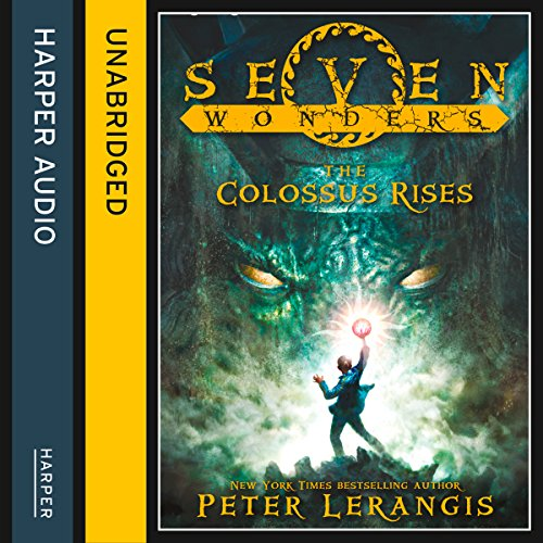 The Colossus Rises audiobook cover art