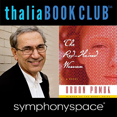 Thalia Book Club: Orhan Pamuk, The Red-Haired Woman audiobook cover art