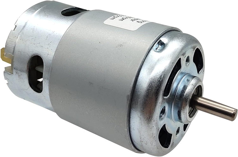 Dc Motor,Motor De Corriente Continua Alto torque alto RPM DC Motores 1 2V 24V 3000/6000/10000/12000 / 20000RPM Uso para máquina de corte de scooter Motor de molinillo eléctrico