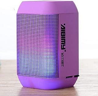 Wireless Bluetooth Mini Portable Speaker - Purple