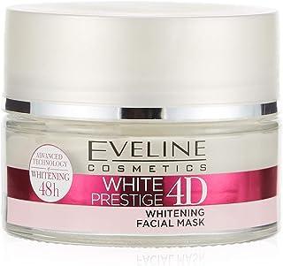 EVELINE WHITE PRESTIGE 4D ACTIVELY WHITENING FACIAL MASK 100 ML